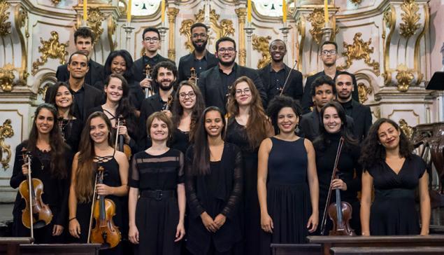 Academia Orquestra Ouro Preto [Divulgação]