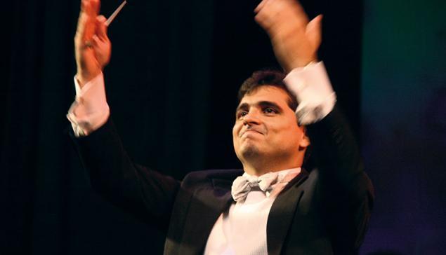 Maestro Luciano Camargo