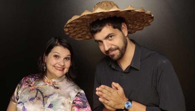 Marília Vargas e André Mehmari [Divulgação]