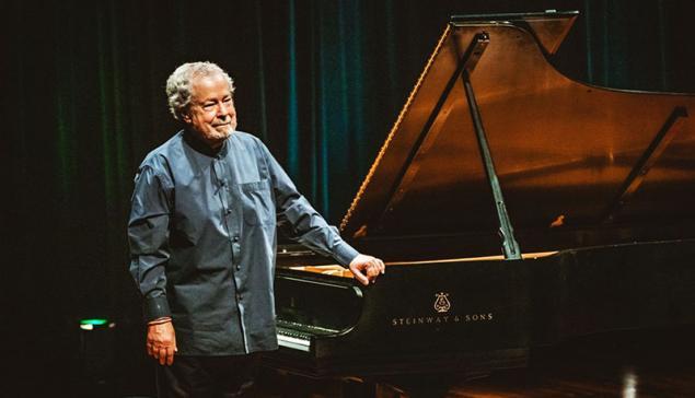 Nelson Freire [Divulgação / IPB]