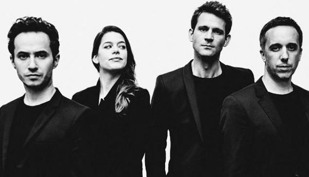 Quarteto Ébène [Divulgação]