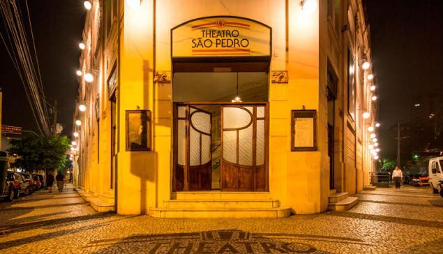 Theatro São Pedro [Divulgação / Gal Oppido]