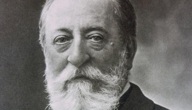 Revista Concerto O compositor Camille Saint-Saëns [Reprodução]